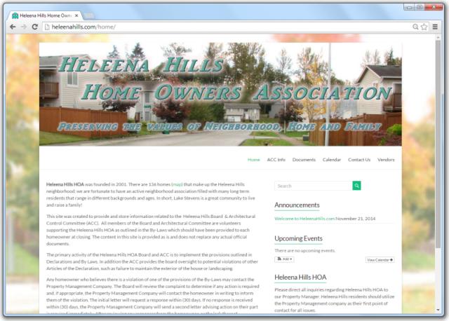 HH-website